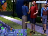 Les Sims : Histoires de vie - Drague et Bowling avec Lucas Zanova
