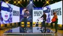 Elodie Frégé - Comment t'appelles-tu ce matin ?, Le Tube (Canal +)