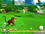 Mario Golf : Toadstool Tour - Diddy dans l'anneau