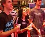 Rayman contre les Lapins ENCORE plus Crétins - Gameplay à l'E3 2007 (Puyo séducteur :love:)