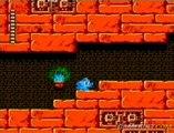 Mega Man 4 - L'Egypte: ses pyramides, et ses momies