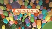 Professeur Layton et Le Masque des Miracles - Trailer US