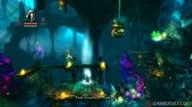 Trine - Dans les cavernes