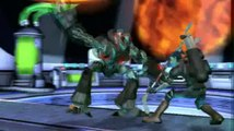 Teenage Mutant Ninja Turtles : Smash Up - Le mode arcade