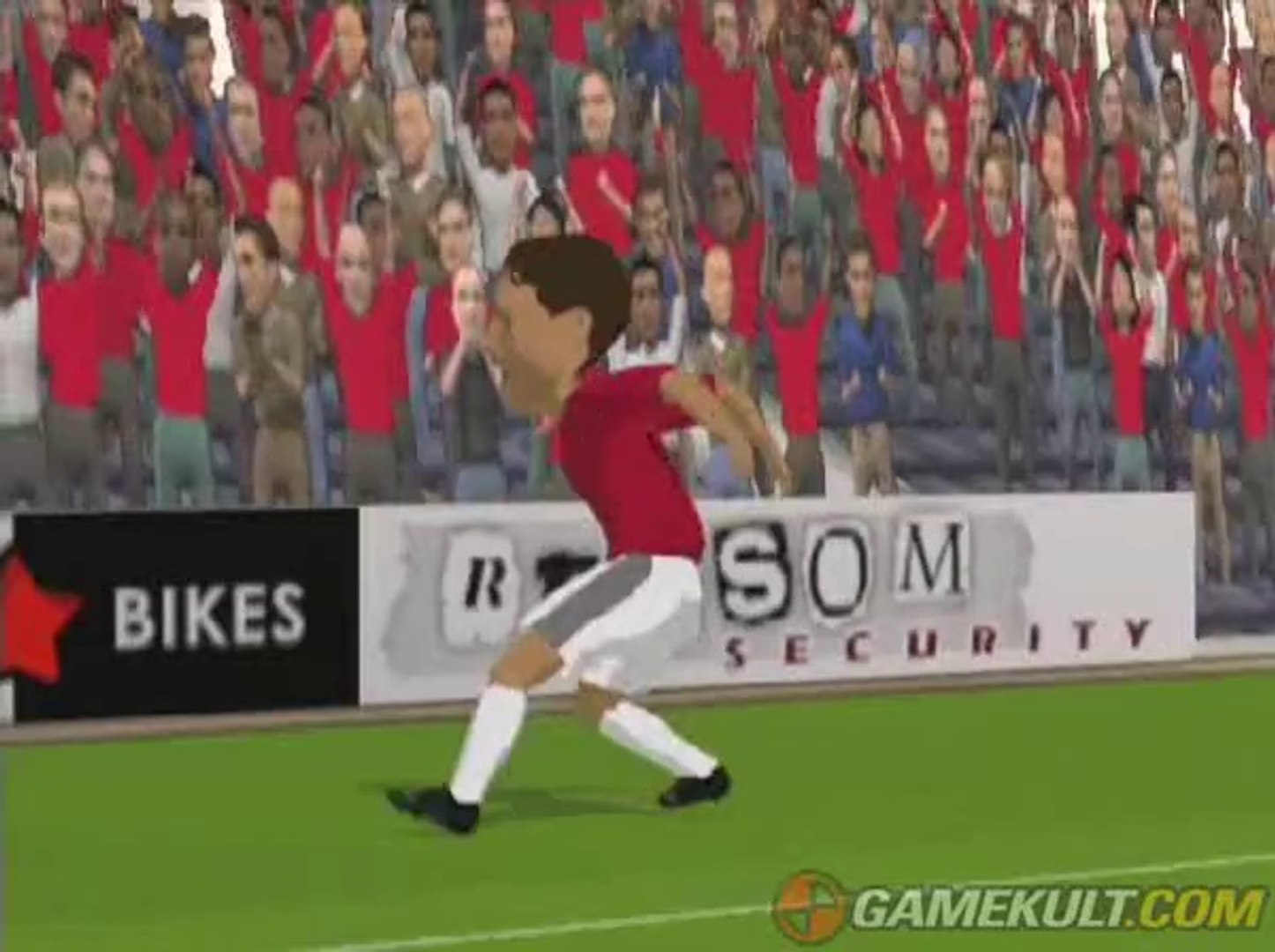 Sensible Soccer 2006 - Les boulets d'Arsenal