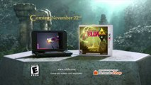 The Legend of Zelda : A Link Between Worlds - Pub US