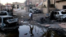 Baghdad on edge as Iraq violence threatens to spread