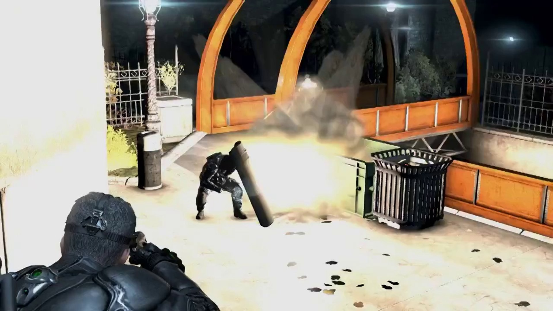 Splinter Cell : Blacklist - Transformation Trailer