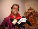 Govinda celebrates Ganesh Chaturthi at his house in Mumbai