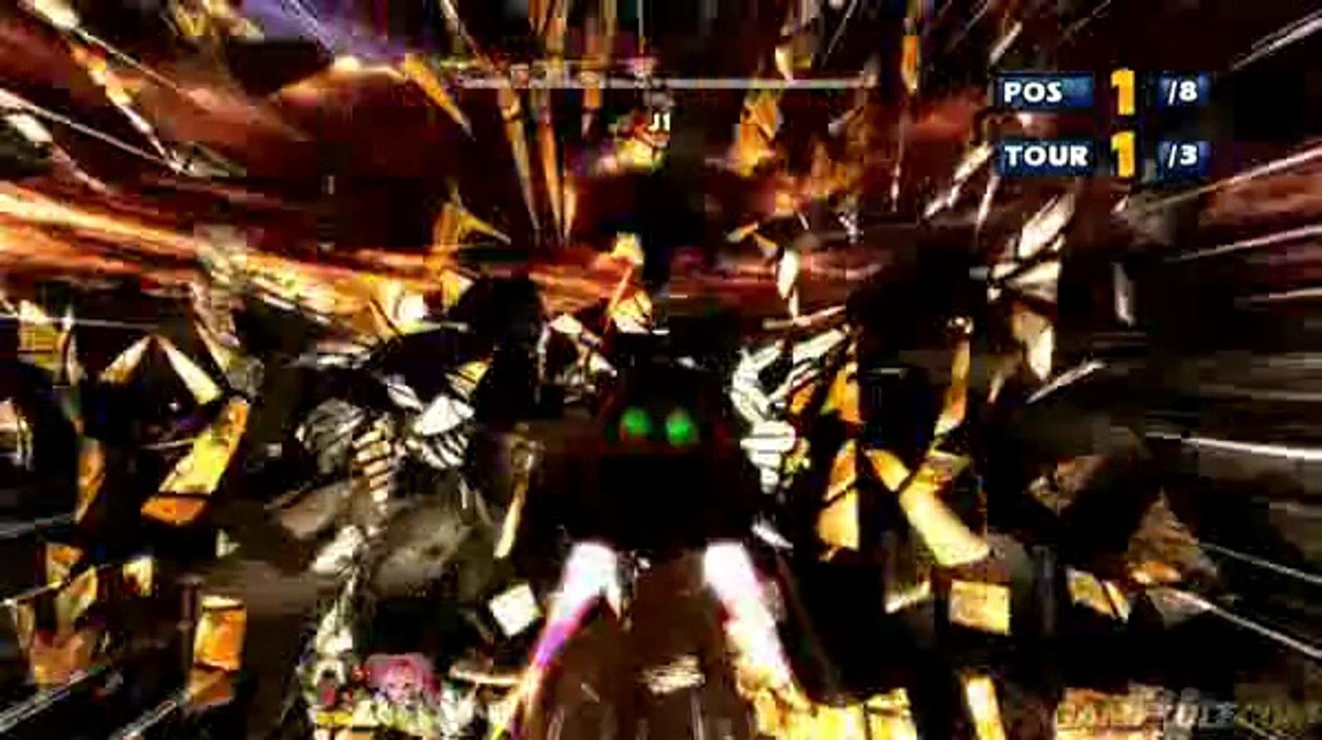Sonic & SEGA All-Stars Racing - Banjo et Kazooie dans la Forêt de l'effroi