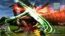 Phantasy Star Universe - Gros méchant dragon