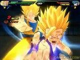 Dragon Ball Z : Budokai Tenkaichi 2 - Gohan SSJ2