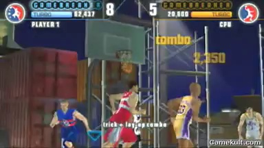 NBA Street : Showdown – Stars NBA contre Légendes NBA