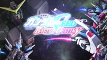 Gundam Seed Battle Destiny - Pub Japon Sony
