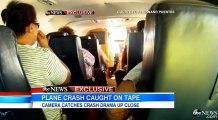 Les Passagers d'un Avion Filment le Crash de l'Intérieur!!! Hawai - Makani Kai Air Accident