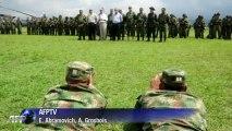 Un ex-rebelle des Farc évoque la paix en Colombie