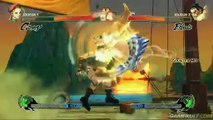 Street Fighter IV - Cammy ne roule pas en Honda
