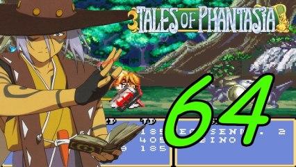 Let´s play Tales of Phantasia [Blind] part 64# Die Ringe sind wieder ganz