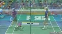 Virtua Tennis World Tour - Premier jeu accroché
