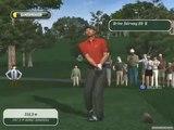 Tiger Woods PGA Tour 06 - Tiger en action