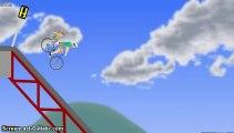 HAPPY WHEELS- Ce jeu est trop fun!