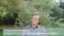 L'imposture écologiste - Chap. 3 : Les fallacieuses réponses écologistes