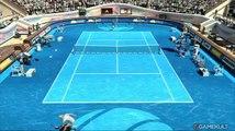Virtua Tennis 4 - Jeu Federer