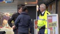 Overval op Albert Heijn in Stad - RTV Noord