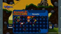 Worms 2 : Armageddon - Attaque au grappin