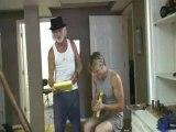 Davey T Hamilton with Chris Gantry Rapping