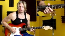 How To Play Blues Part 3a - Online Guitar Lessons - Blues Turnaround - Free Guitar Lessons