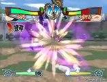 Naruto : Clash of Ninja European Version - Kakashi VS Shikamaru