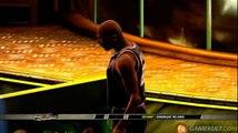 NBA 2K8 - Concours de dunks