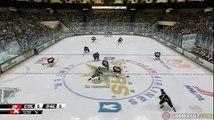 NHL 2K8 - Mises en échec