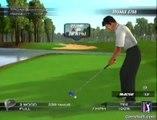 Tiger Woods PGA Tour 2004 - Drive raté