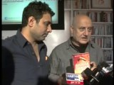 Anupam Kher Launches Neeraj Pandey's Debut Novel Ghalib Danger