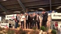 Baraqueville: Blondes d'Aquitaine, le concours national