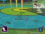 Super Swing Golf - Les cibles de la honte