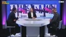 La publicité comparative, la guerre Coca Cola – Pepsi: Frank Tapiro, Valery Pothain, dans A vos marques – 12/01 2/3