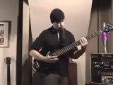 Bass Player Joseph Patrick Moore