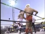 Ric Flair vs Eddie Guerrero-WCW United States Title