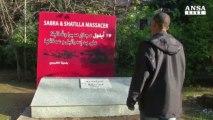 Morte Sharon, a Sabra e Shatila c'e' rabbia