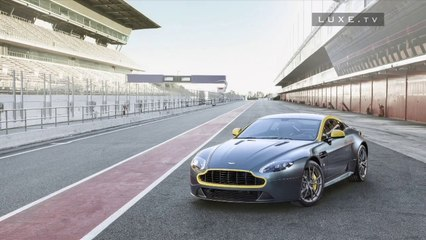 Aston Martin V8 Vantage N430, The Ark, Relais & Châteaux, Clinique La Prairie, Make Up Dior