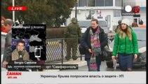 """Ukraine: """"L'aéroport de Simféropol fonctionne normalement"""" (euronews)"""