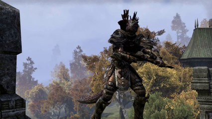 The Elder Scrolls Online - Official Trailer - da Bethesda