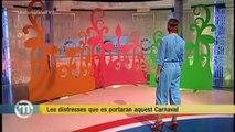 TV3 - Els Matins - El carnestoltes centenari a l'Escola de Bosc i les disfresses d'aquest Carnaval