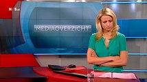 NOS Journaal lezeres Dionne Stax valt in slaap tijdens NOS 7 uur Journaal - YouTube