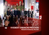 VIVEMENT DIMANCHE PROCHAIN - GEORGE CLOONEY Dimanche 2/03 à 18h50