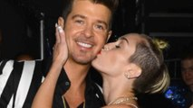 Miley Cyrus Says She's Not Responsible for Robin Thicke, Paula Split