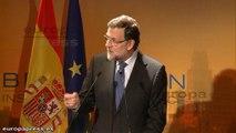 """Rajoy pide """"una verdadera política de inmigración"""" en UE"""